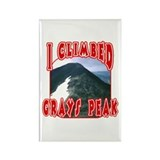 I Climbed Grays Peak Rectangle Magnet