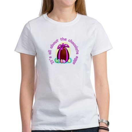 Funny Easter Egg Women's T-Shirt