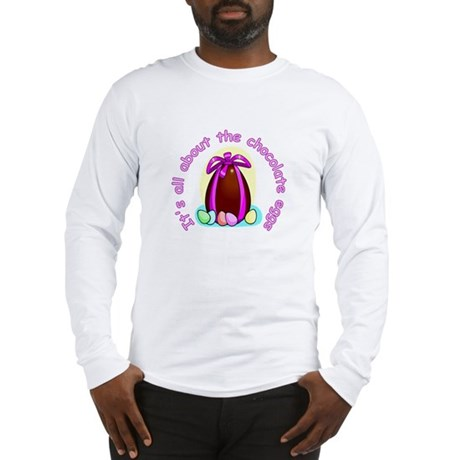 Funny Easter Egg Long Sleeve T-Shirt