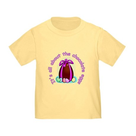 Funny Easter Egg Toddler T-Shirt