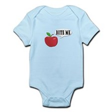 Bite Me Infant Bodysuit