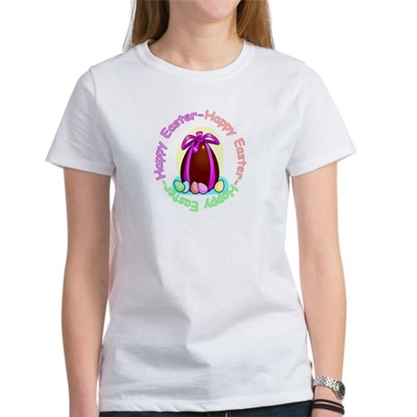 Egg Happy Easter Women's T-Shirt