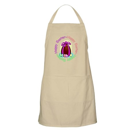 Egg Happy Easter BBQ Apron