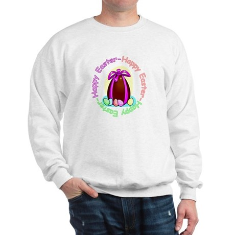 Egg Happy Easter Sweatshirt