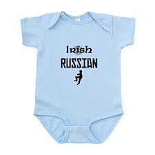 Irish Russian Infant Bodysuit Onesie Shirt
