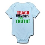 Teach the Youth . . . Infant Bodysuit
