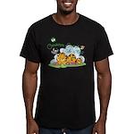 Conserve Energy Men's Fitted T-Shirt (dark)