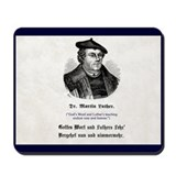 Dr. Martin Luther Mousepad