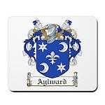 Aylward Coat of Arms Mousepad