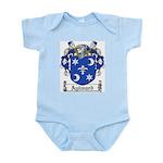 Aylward Coat of Arms Infant Creeper