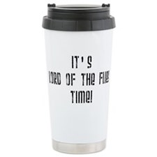 It's Lord Of The Flies Time! Ceramic Travel Mug