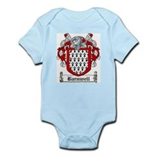 Barnwell Coat of Arms Infant Creeper