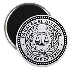 Cute Legal assistant Magnet