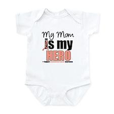 EndometrialCancerHeroMom Infant Bodysuit