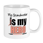 EndometrialCancerHeroGrandmother Mug