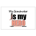 EndometrialCancerHeroGrandmother Large Poster