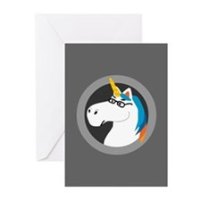 Geekicorn Greeting Cards (Pk of 20)
