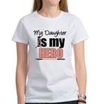 EndometrialCancerHeroDaughter Women's T-Shirt