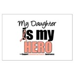 EndometrialCancerHeroDaughter Large Poster