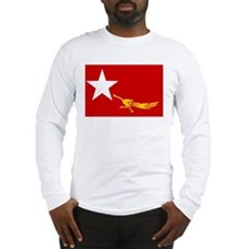 Free Burma Coalition Long Sleeve T-Shirt