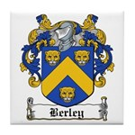 Berley Coat of Arms Tile Coaster