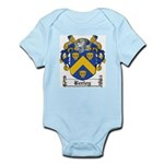 Berley Coat of Arms Infant Creeper