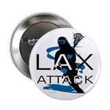 Lacrosse 2.25&quot; Button