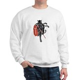 Cute Devil logo Sweatshirt