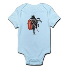 Black Devil - Infant Bodysuit (3 Colors available)