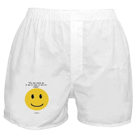 The Most Wasted Day Boxer Shorts