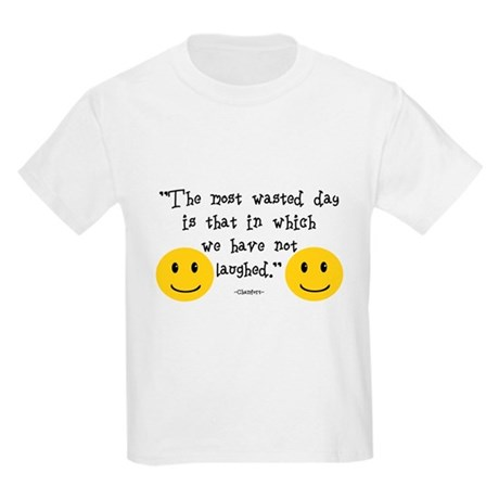 The Most Wasted Day Kids T-Shirt