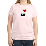 I Love MF Women's Light T-Shirt