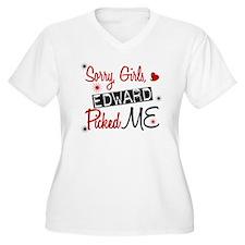 Edward Picked ME Twilight T-Shirt