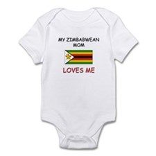 My Zimbabwean Mom Loves Me Infant Bodysuit