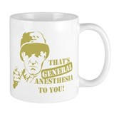 General Anesthesia Coffee Mug