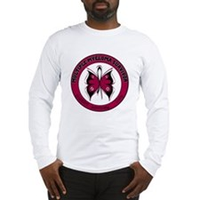 Multiple Myeloma Survivor Long Sleeve T-Shirt