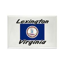 Lexington virginia Rectangle Magnet