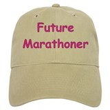 Future Marathoner Baseball Cap