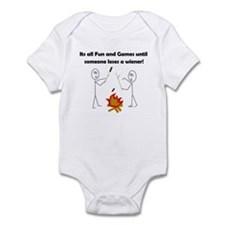 Its all Fun and Games... Infant Bodysuit