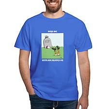 Bury me with my skates on T-Shirt
