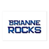 brianne rocks Postcards (Package of 8)