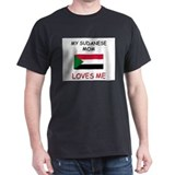 My Sudanese Mom Loves Me T-Shirt