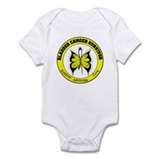 Bladder Cancer Survivor Infant Bodysuit