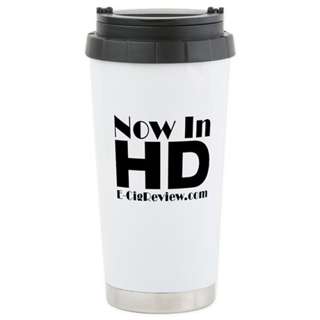 HD Ceramic Travel Mug