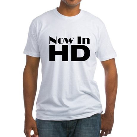 HD Fitted T-Shirt