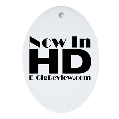 HD Ornament (Oval)