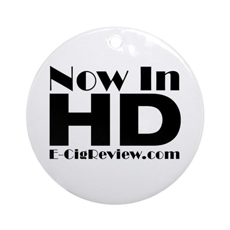 HD Ornament (Round)