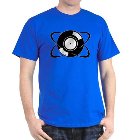 Record Atom Dark T-Shirt