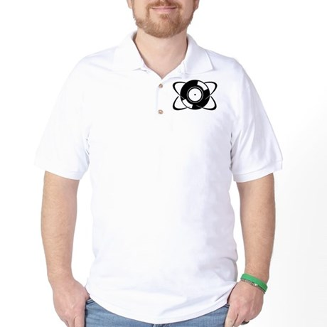 Record Atom Golf Shirt