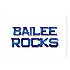 bailee rocks Postcards (Package of 8)